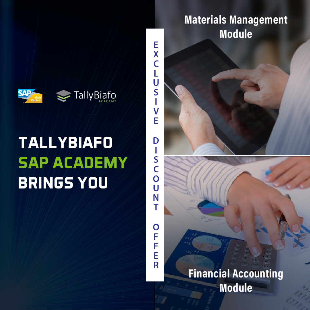 SAP Materials Management Module and SAP Financial Accounting